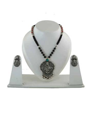 Buy Oxidised Jewellery & German silver Jewellery Online for