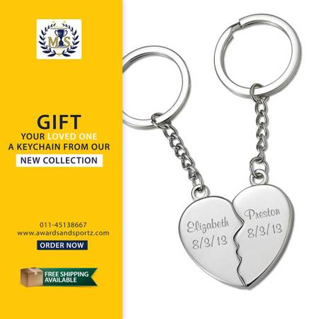 Buy keychain online at affordable price