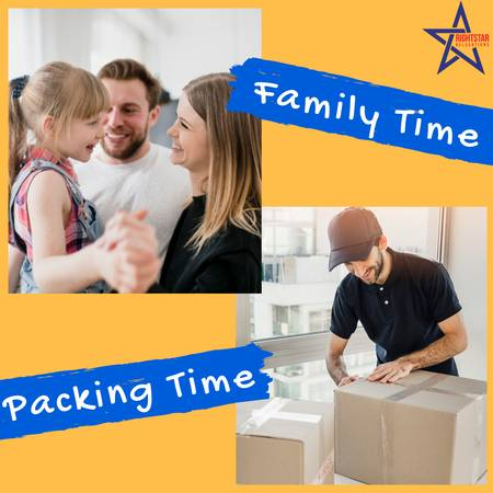 Contact RightStar Relocations for House Shifting Services