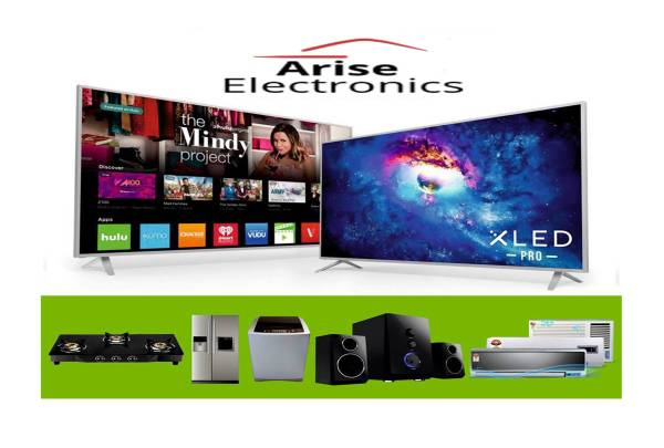 LED TV manufacturers in Delhi: Arise Electronics