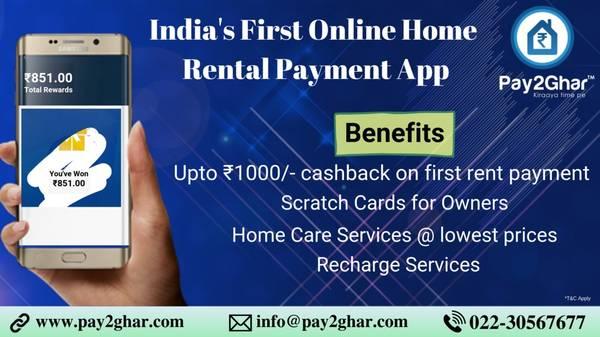 Rent Installment Management | Online House Rent Payment