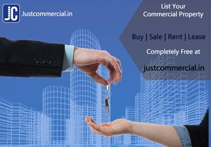 Rent or Sale your commercial office space in Bangalore