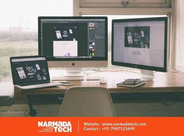 Responsive Web Designing Services from NarmadaTech