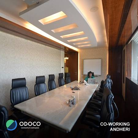 Search for Coworking and Shared Office Space in India –