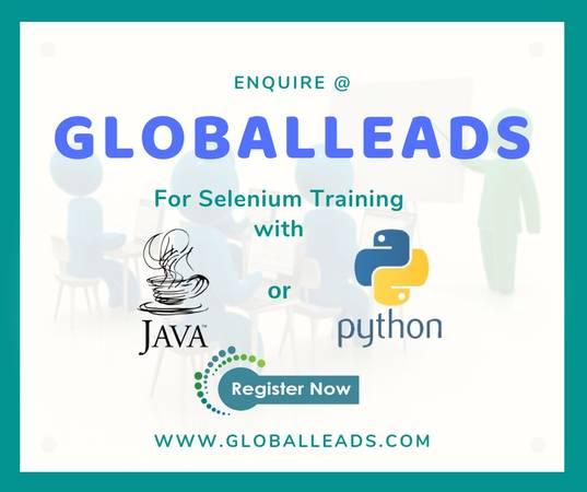 Selenium training in Marathahalli