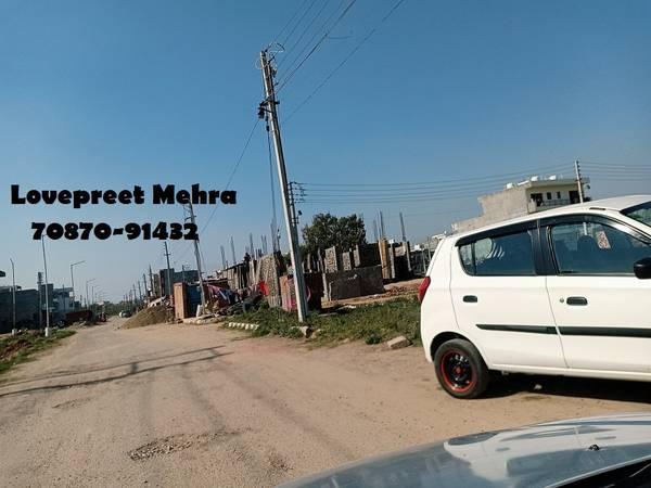 400 Gaj Residential Plot, Good Location, Sector 79, Mohali