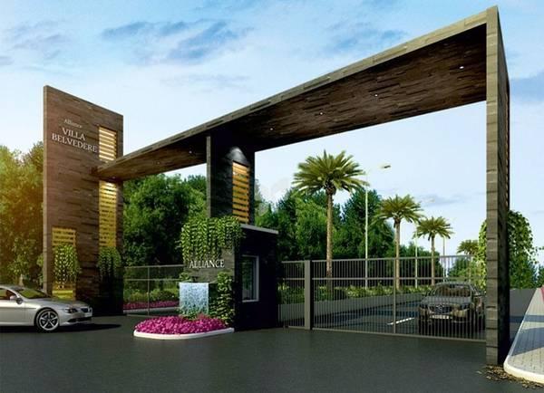 Alliance Villa Belvedere - Plots for sale in Chennai