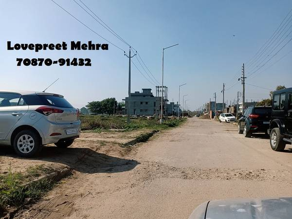 Available 1 Kanal Plot at Good Location, Sector 69, Mohali