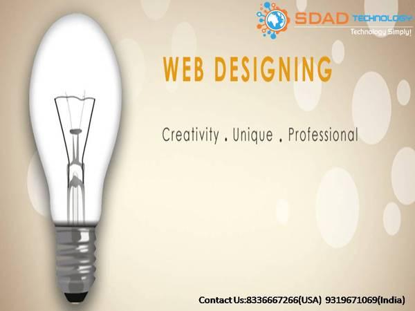 Best Web Designing Services In Noida: