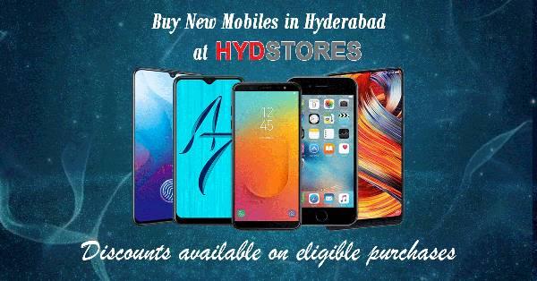 Buy New Mobiles Online at Best Price in Hyderabad
