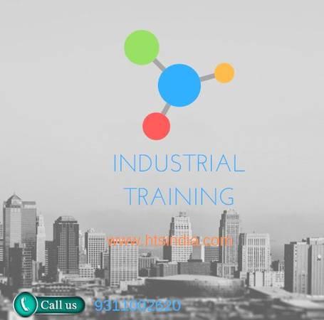 Get the best industrial training in Noida