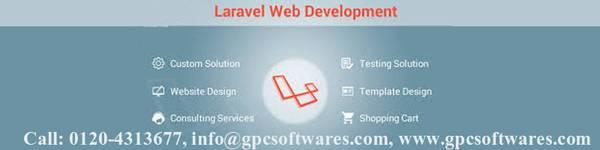 Laravel Web Development