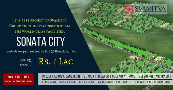 Na plots for sale in bangalore