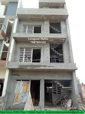 Newly Constructed Kothi for Sale in Aerocity Mohali