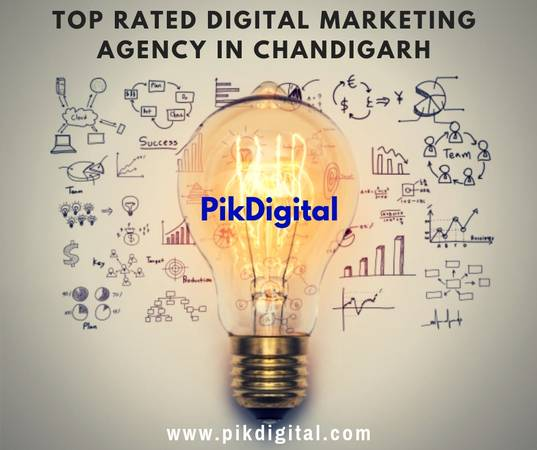 PikDigital - Best Digital Marketing Agency In Chandigarh