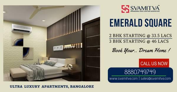 premium Luxury apartments