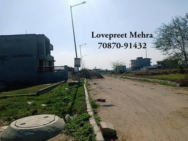 1 Kanal North/East Facing Plot, Aerocity Plots Mohali