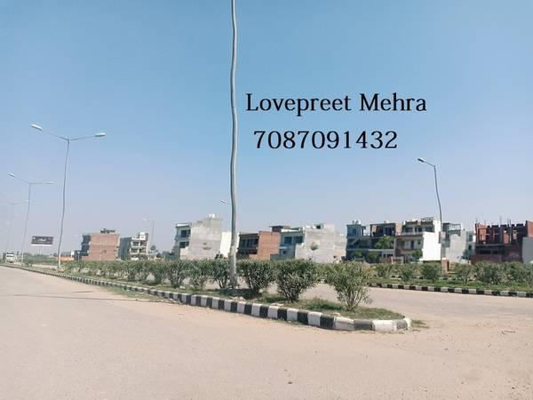 400 Sq Yards Resdiential Land/Plot, Gmada Aerocity, Mohali
