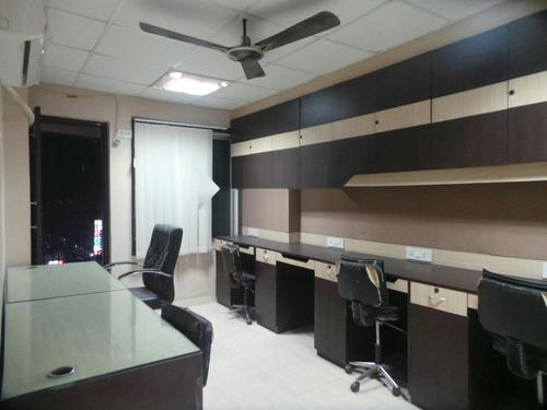 850sqft Fully furnished office space for rent at Chinar Park