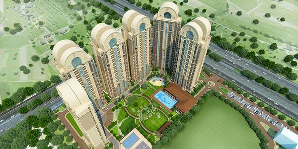 ATS Dolce – Ready to Move-in 4 BHK+SQ in 1.33 Cr.