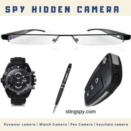 Buy Hidden Spy Camera Online at Best Prices in Delhi