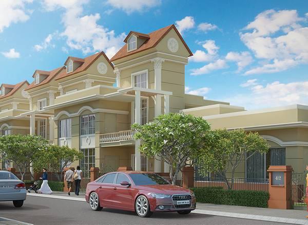 Eldeco Regalia – Duplex Villas on IIM Road, Lucknow
