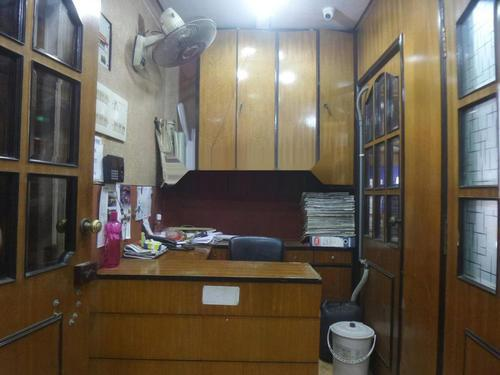 Furnished office space for rent at AJC Bose Roaad