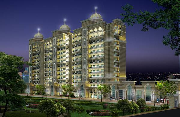 Purvanchal Kings Court: 3 & 4 BHK Luxuries apartments