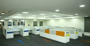 sq.ft, Furnished office space for rent at st marks road