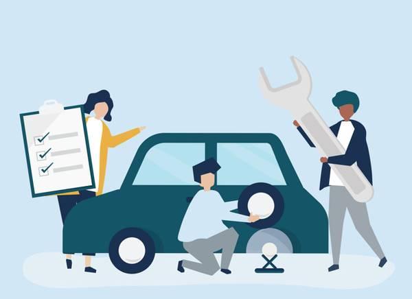 Best car service center gurgaon | Car repair - Drive4wheels