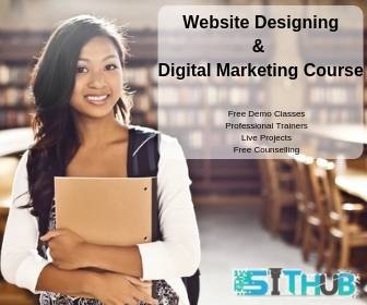Web Designing Course in Vikaspuri