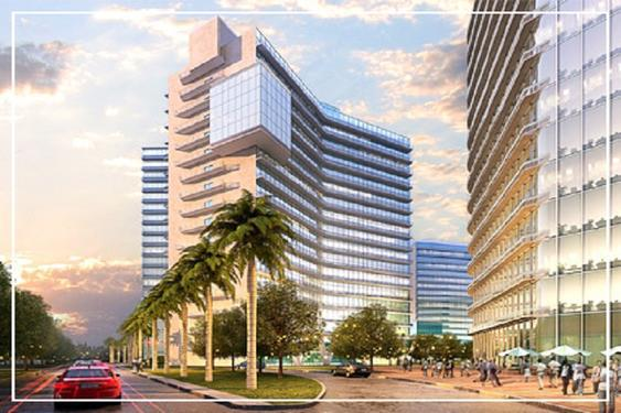 Buy office spaces at DAH Greentech NX One