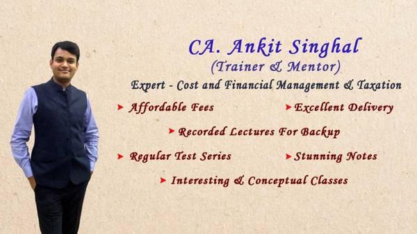CA Foundation Coaching in Faridabad