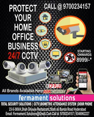 PROTECH YOUR HOME OFFICE AND BUSINESSWITH CCTV CAMERAS
