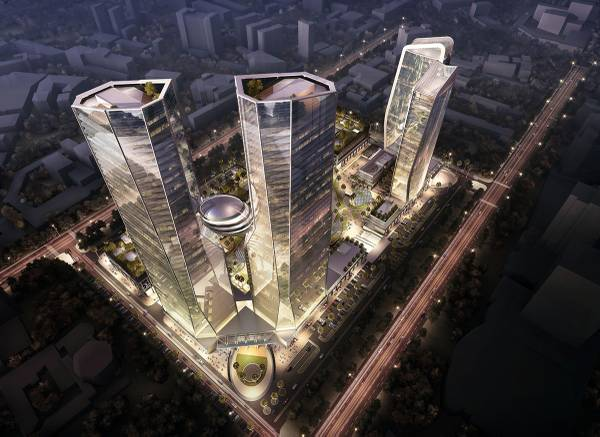 Book a next level office space in Cyberthum Noida
