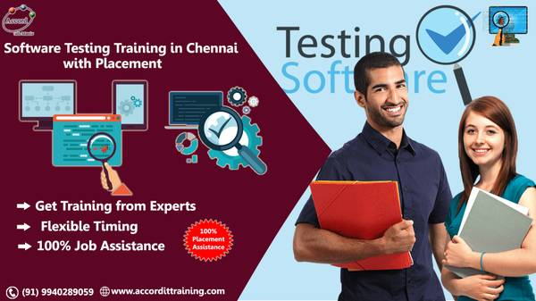 Software Testing Training in Chennai with Placement