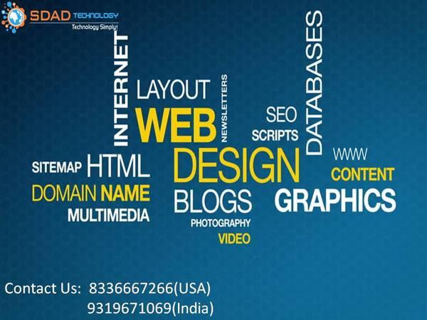 Website Designing Company in Noida: SDAD Technology