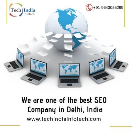 Best SEO Company in Delhi, India.