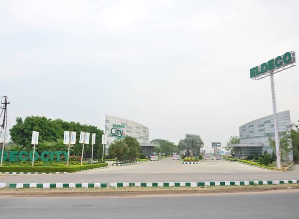 Eldeco City: Residential Plots on IIM Road, Lucknow