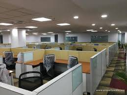 sq.ft Prime office space for rent at residency road
