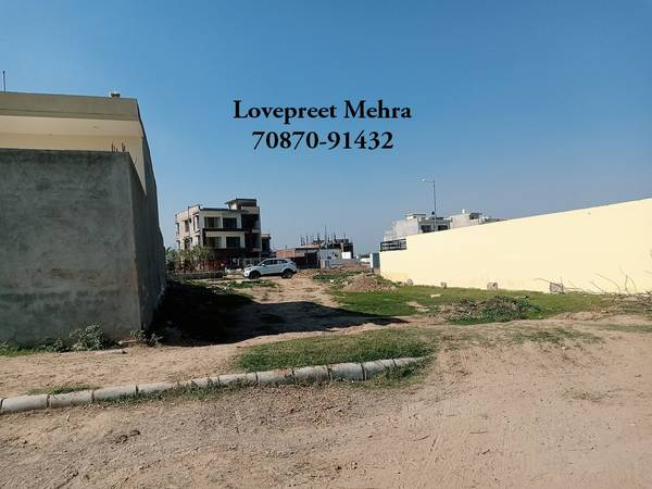 500 Sq Yards Single Lane Land/Plot, Gmada Aerocity Plots