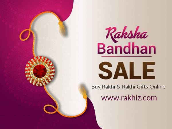 Buy Designer, Fancy, Kids, silver, Brother Rakhi Online