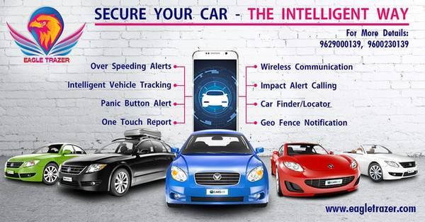 GPS Vehicle Tracking System | GPS Tracker | Eagle Trazer