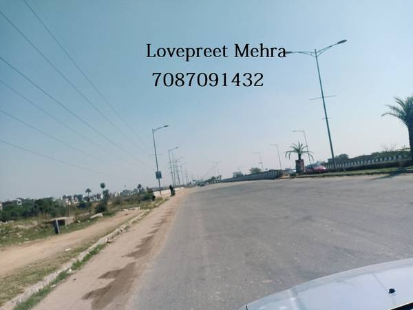 400 Square Yards Plot Resale in Aero-City Mohali | Plots at