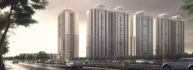 ATS Happy Trails Luxurious 2BHK 3BHK Apartments