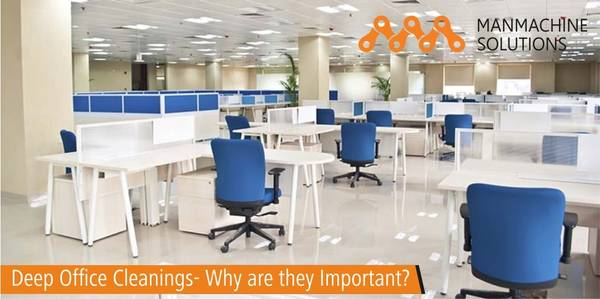 Book Office Cleaning services in Noida