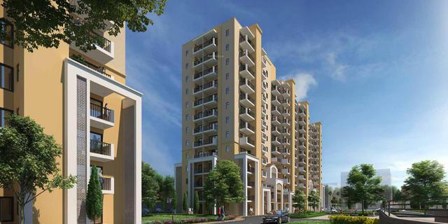 EMAAR PALM HEIGHTS Luxurious 3 BHK Apartments Sector 77 G