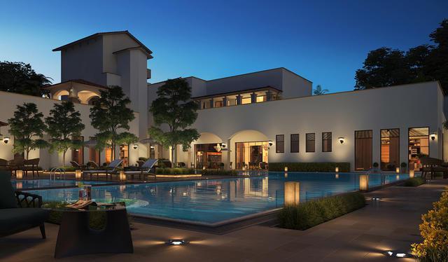 Emaar Palm Heights Luxury Apartments in 115 Cr