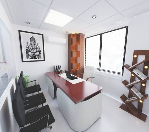 Office interior designer in Delhi | Newton InEx