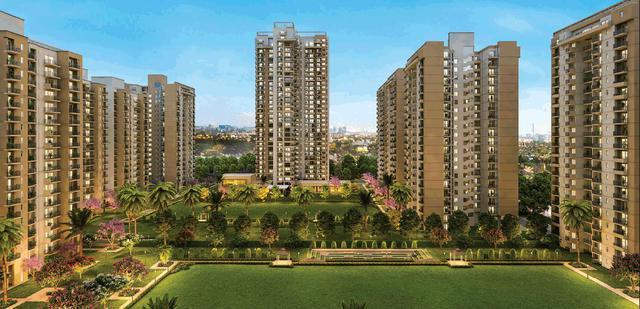 Own a lavish home in Godrej Nurture Noida 9711836846
